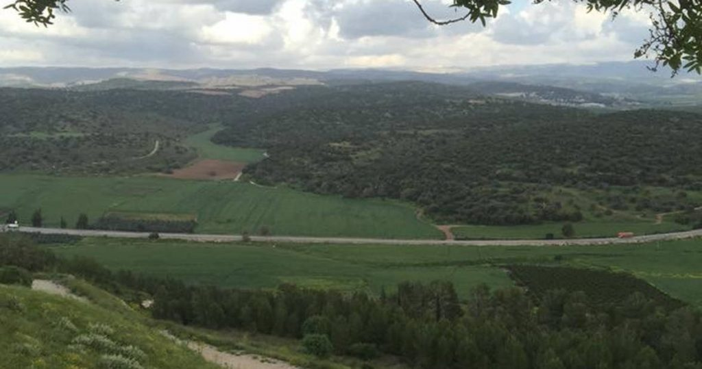 Scenic road trrip from Tel Aviv (Or Ben Gurion airport) to Jerusalem