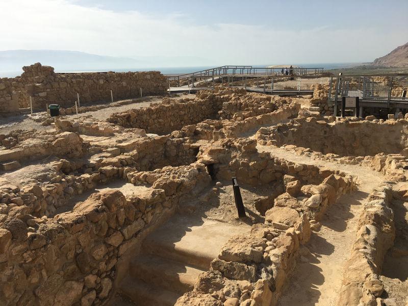 Qumeran ancient city