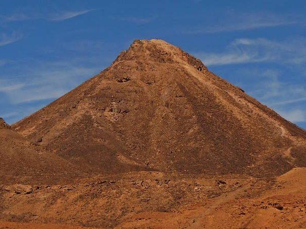 Cone Hill, Makhtesh Ramon