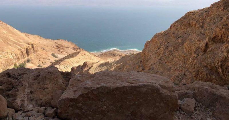 Hiking Masda and dead sea area