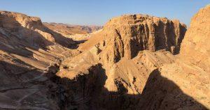 How to climb Masada
