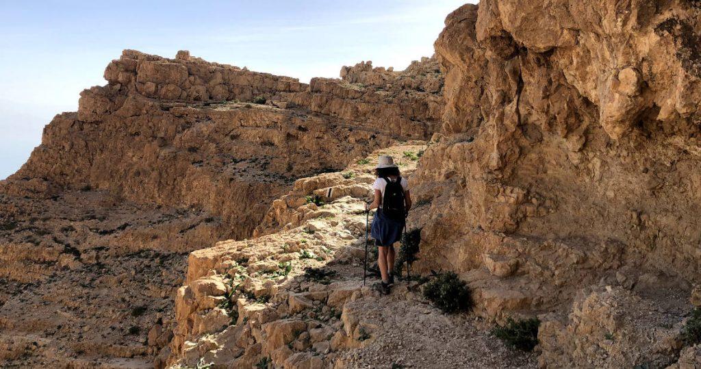 Arad – Masada – Ein Gedi Desert Terk