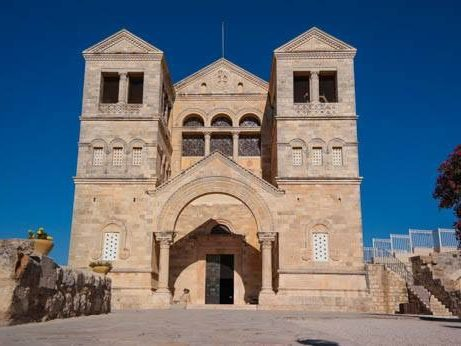 Church of Transfiguration - Entrance