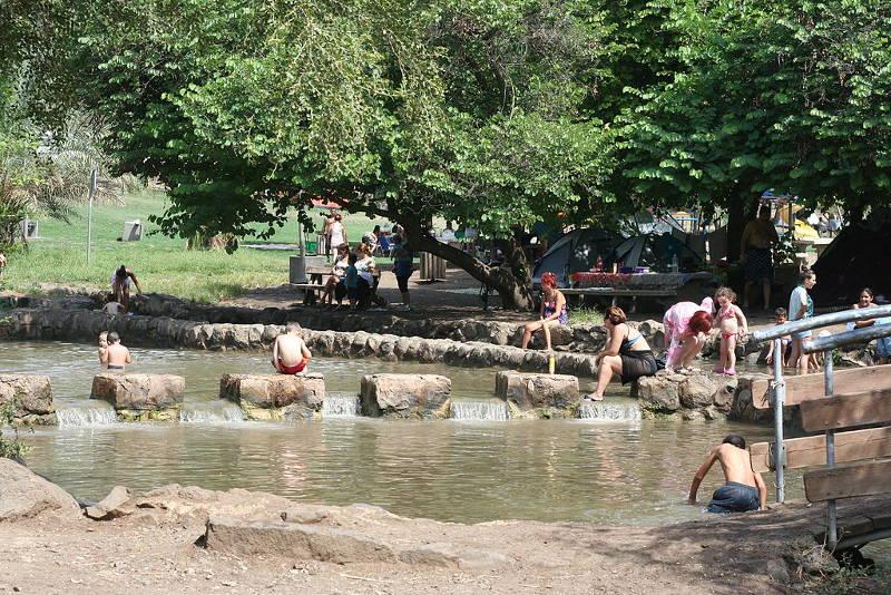 Jordan Park Israel