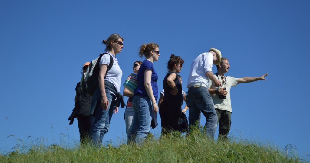 Private guided hikes in israel