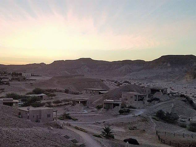 desert style accomodation