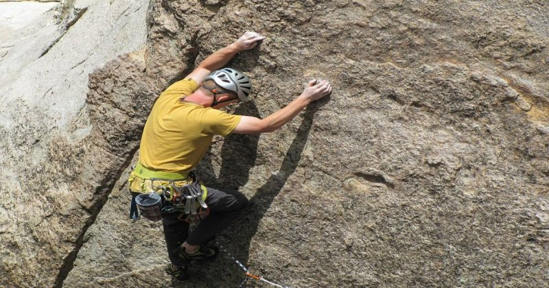 Rock Climbing in Wadi Qelt