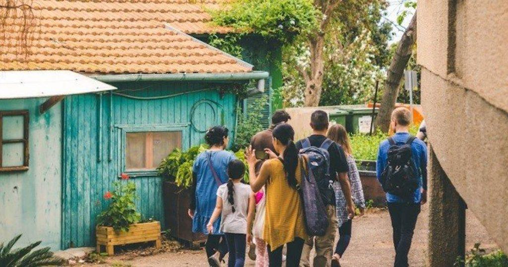 Kibbutz experience tour