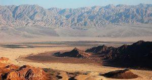 Mount Timna and Solomon Pillars Hike