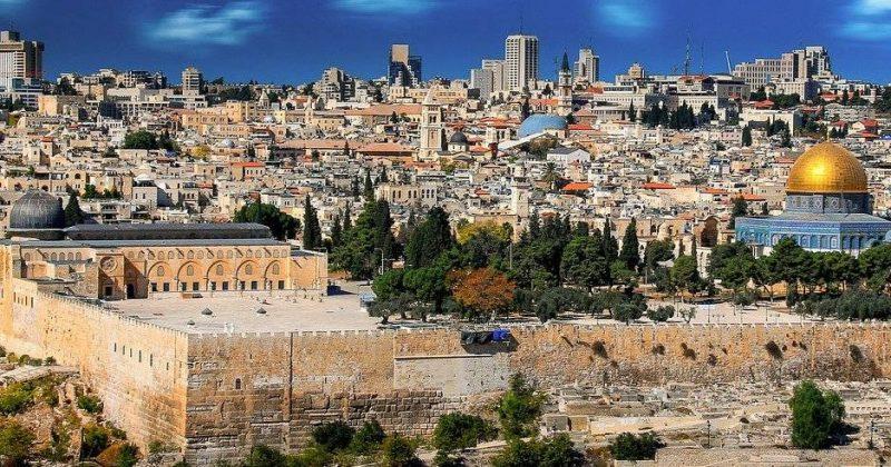 Jerusale, Self-Guided City Walks