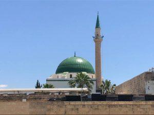 El Jazzar Mosque, Akko, Israel
