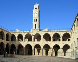 Khan El Umdan, Old Akko, Israel