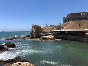 Ancient port of Akko
