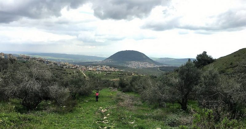 Hiking the Galilee