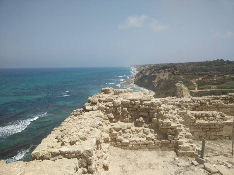 Apollonia National Park Hike